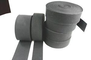 160 mm breit 1 METER  Wäschegummi Hosengummi,schwarz ca Gummiband