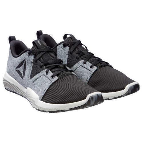 6acb1f4ff6d Reebok Men s Hydrorush TR Runner Athletic Running Shoes Size 8 Med Grey