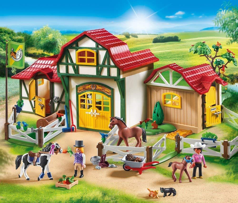 Playmobil 6926 - Horse Farm Horse Stable Country Farm   per il commercio all'ingrosso