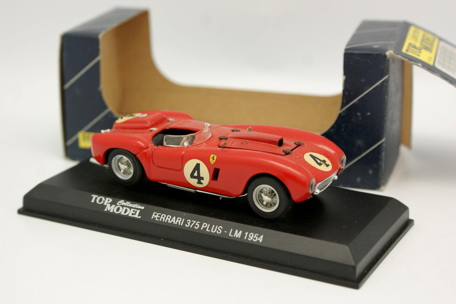 Top Modelo 1 43 - Ferrari 375 Plus Le Mans Mans Mans 1954 e0c715