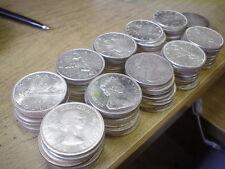 Anlegerposten , Kanada Kanu , 10 Stück x 1 Dollar , 233,3g Silber Investment