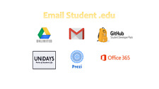 EDU EMAIL   6 MONTHS AMAZON PRIME FREE SHIPPING   Unlimited Google Drive