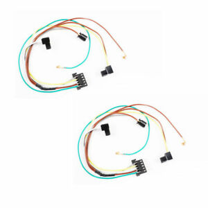 Admirable Headlight Wire Harness Connector Pair Dc111A For Mercedes C350 C280 Wiring Digital Resources Cettecompassionincorg