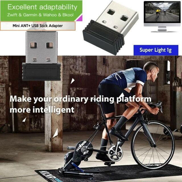 BKool ANT Speed and Cadence Sensor for cycling trainer