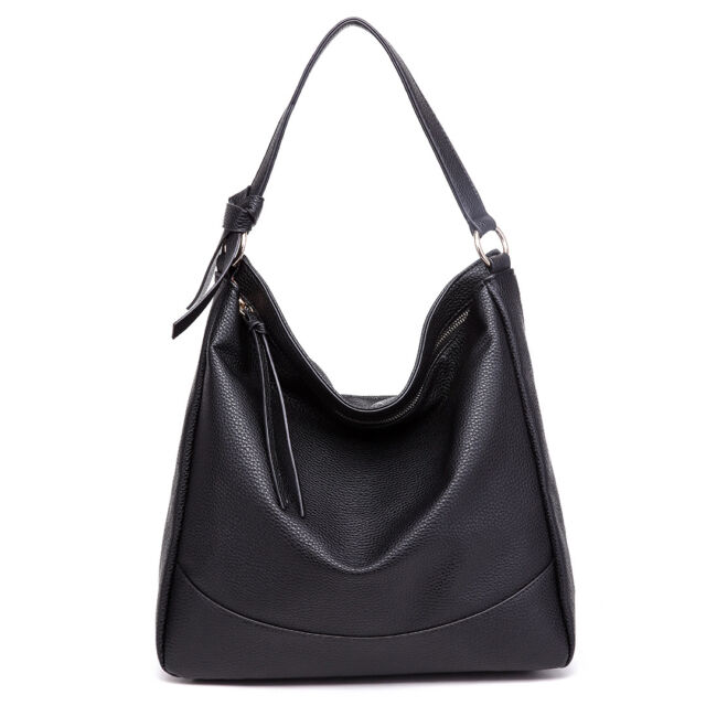 1365133c6e Ladies Celebrity Simple Fashion Durable Faux Leather Handbag Tote ...