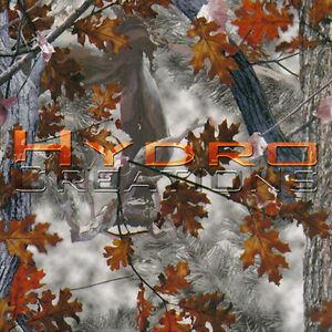 "HYDROGRAPHIC FILM HYDRO DIPPING WATER TRANSFER FILM FALL OAK TREE - 38.5"" x 19"""