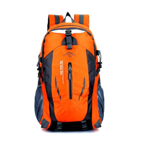 40L Wanderrucksack Reiserucksack Trekking Rucksack Outdoor Camping Sporttaschen