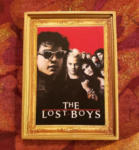 The Lost Boys Movie Poster Image Christmas Ornament//Magnet//Dollhouse Miniature