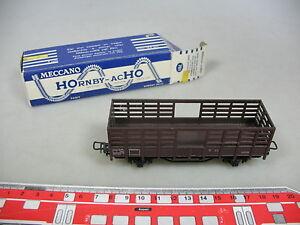 AE851-0-5-Hornby-H0-AC-Freight-Car-SNCF-No-701-Top-Box