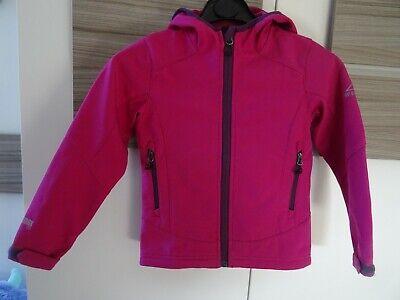 softshell jacke pink 116