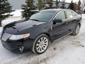 2009 Lincoln MKS AWD for sale.