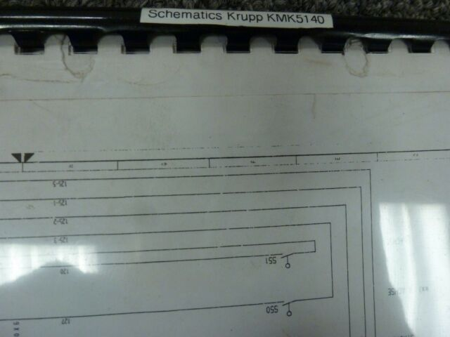 Krupp Kmk 5140 Crane Electrical Wiring Diagram  U0026 Hydraulic