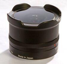 9,3mm /f8 Weitwinkel Objektiv für Micro-Four-Thirds Bajonett - Panasonic Lumix G