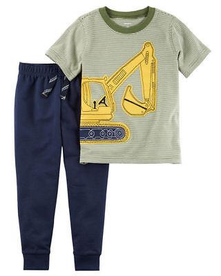 Perryscope Baby Boys Pink Floyd 2pc Long Sleeve T-Shirt /& Jogger Set NWT 18M