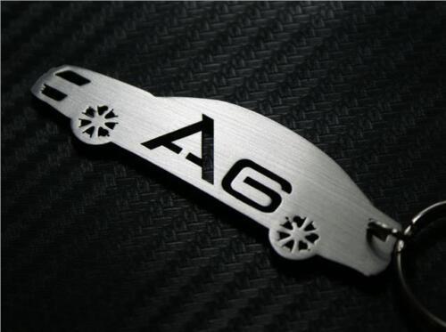 Audi A6 Keyring C6 Car