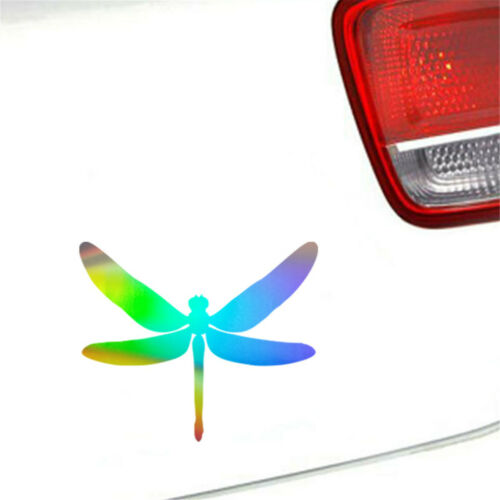 Dragonfly Bug Insect Decal Car Bumper Sticker Kids Room Art Removable Decor