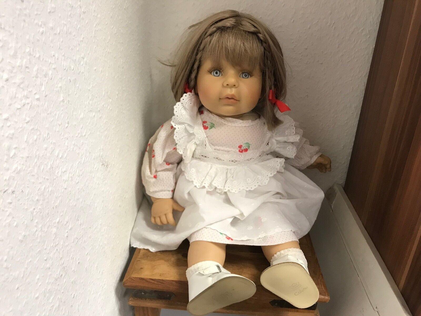 Brigitte Leuomo  vinile bambola 63 CM. OTTIMO stato  ti aspetto