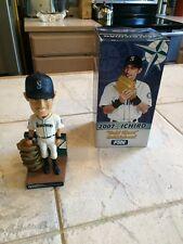 2007 SGA Ichiro Gold Glove Bobblehead Seattle Mariners MLB Stadium Giveaway LMTD