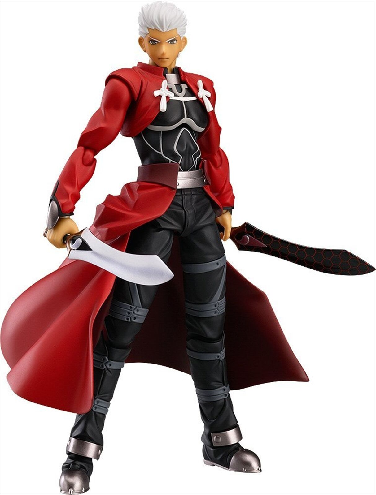 Max Factory figma Fate/stay Night Archer Action Figure Resale