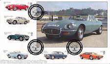2013 Auto Legends (Stamps) - Steven Scott Dover Transport Museum Official