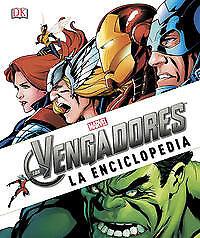 La enciclopedia de los vengadores. NUEVO. Envío URGENTE. COMIC ADULTOS (IMOSVER)