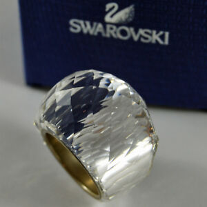 dd0a591d3 Image is loading Swarovski-Crystals-Authentic-Ring-Jewellery-Nirvana-Ring -Bague-