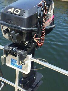 Outboard-Motor-Storage-BETTER-BRACKET-fits-T-on-1-1-4-034-rail-Heavy-Duty