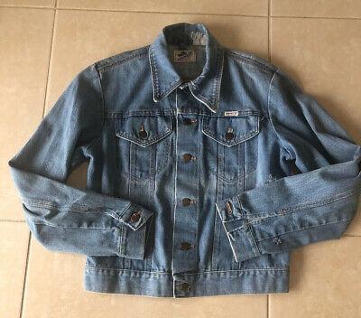 Vintage Wrangler No Fault Denim Jean Jacket S M