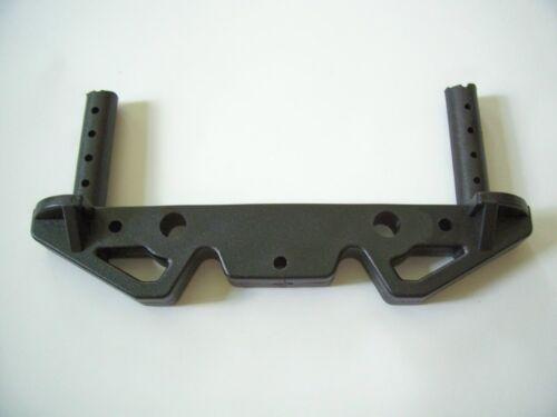 HPI Trophy Flux Truggy 101189 Karosseriehalter hinten oder vorn Neu