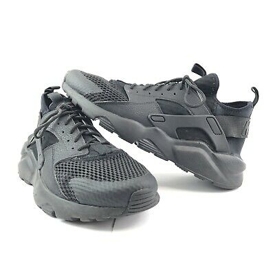 Size 6 - Nike Air Huarache Run Ultra Breathe Black