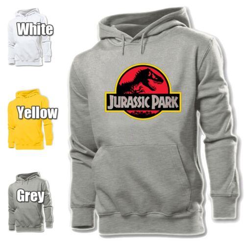 Jurassic Park Tyrannosaurus Design Men's Women/'s Hoodie Sweatshirt Pullover Tops
