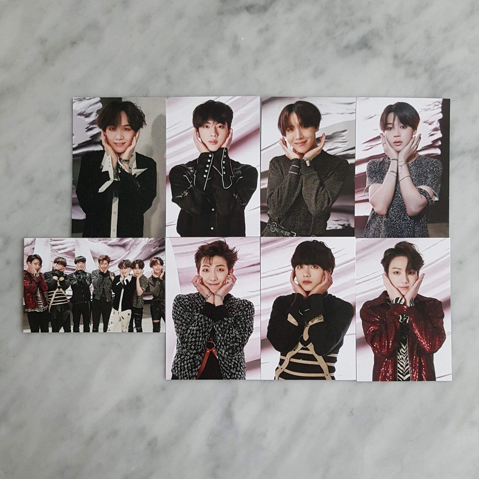 BTS 3rd Love yourself Tear Official Original Special Photocard KPOP Bangtan boys