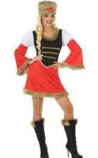 Déguisement Femme RUSSE XL 44 Costume Adulte Pays du monde NEUF pas cher