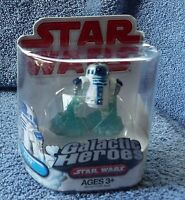 Star Wars Galactic Heroes 2009 R2-d2 Set Ages 3+