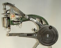 Hand Crank Industrial Patcher Sewing Machine Kit Leather (best Value On Ebay)