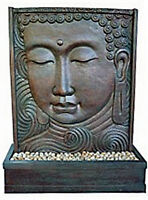 Sleeping Beauty Indoor And Outdoor Buddha Bali Water Feature 1.5m X 1.2m