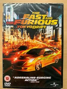 Fast-and-the-Furious-Tokyo-Drift-DVD-2006-Action-Car-Chase-Crime-Movie-BNIB
