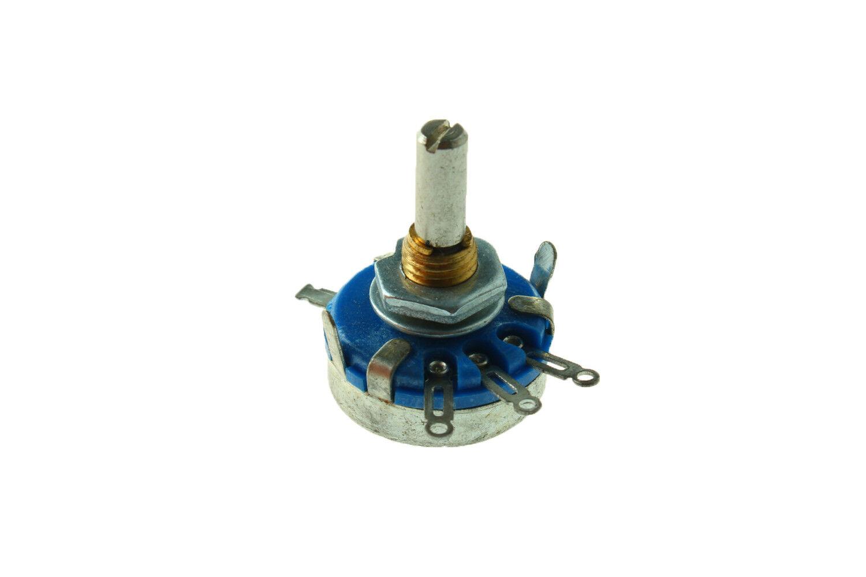 WH5-1A 4mm Shaft 3 Terminal Linear Taper Rotary Potentiometer Pot 10K ohm 10PCS