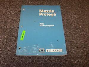 mazda protege manual 2000