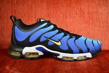 more photos e182d accec Mens Nike Air Max Plus TN Ultra Sneakers New Black / Black ...