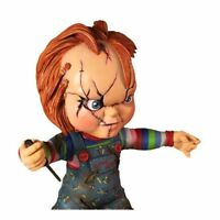 Mezco 6 Inch Chucky - Childs Play Roto Vinyl Action Figure In Hand