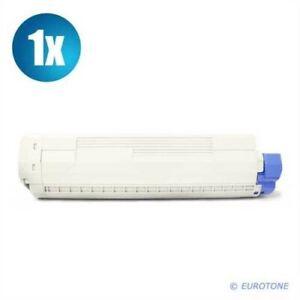 Eurotone Eco Cartridge Cyan for Oki C-9800-HDN C-9600-HDN C-9650-N C-9600-DN