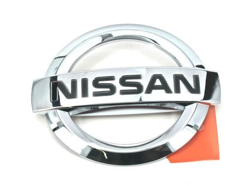 Insignia Trasero Nissan genuino nuevo arranque Emblema Para Leaf 2018-2019 /& NV 2013-2017