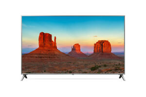 "Lg TV LED 55"" 4K Ultra HD HDR Smart TV Internet TV HbbTV Wifi 55UK6500PLA ITA"