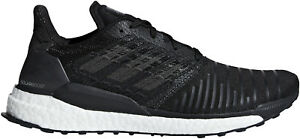 Adidas Solar Boost Mens Running Shoes - Black
