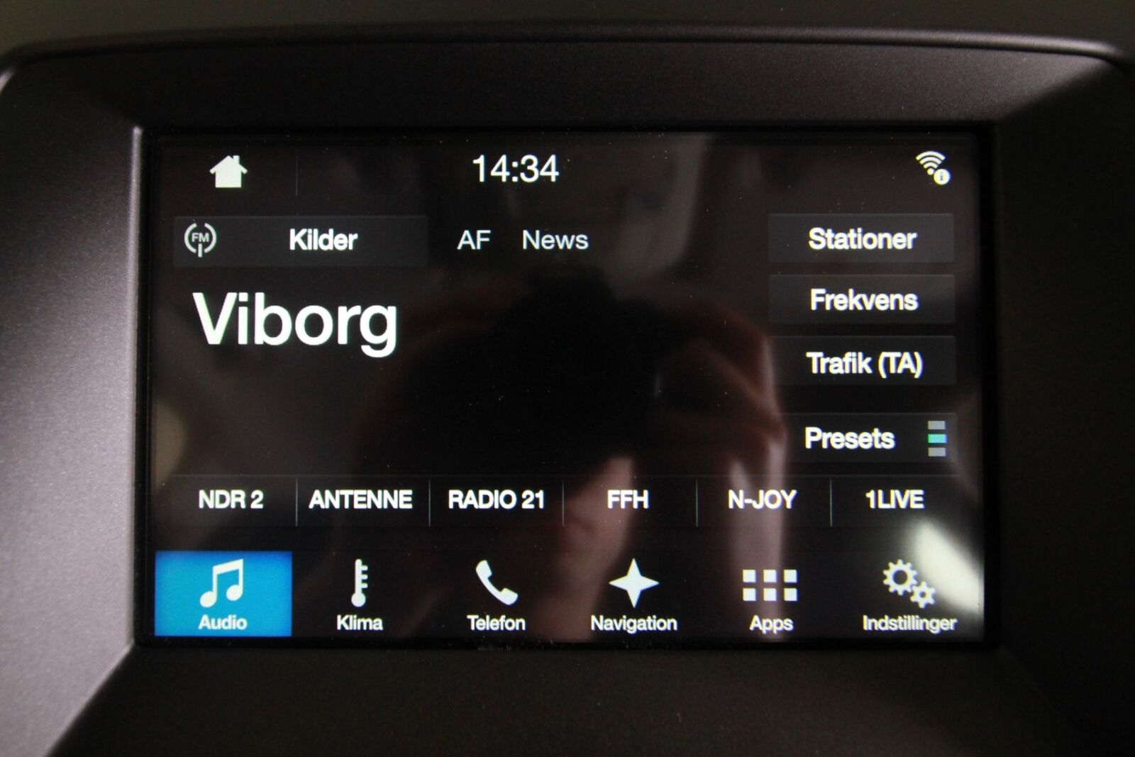 Ford Galaxy TDCi 180 Business aut. 7prs
