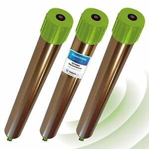 X3 SOTRONIC Mole Scarer, Effective Vibrasonic Deterrent Against Mole/Mice/Rats