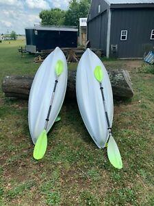 Kayak - Pelican Peak with Paddles
