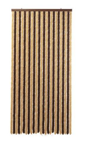 Flauschvorhang 56x200 Türvorhang Insektenschutz Vorhang Hitzeschutz Neu