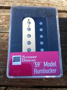 Seymour-Duncan-SH-1-59-Neck-ZEBRA-Humbucker-Electric-Guitar-Pickup-PAF-Les-Paul